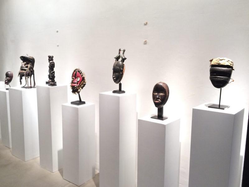Masques – 6